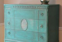 Cabinet Refinishing / by Susan Matney