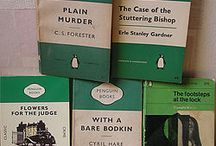 Vintage Crime / by Tansy Rayner Roberts
