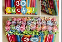 30 Sucks 30 Blows Birthday Bash / by Summer Miller