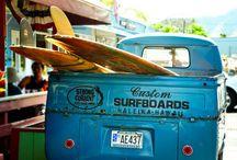 fine surfboards / by MASAHIKO USHIO