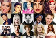 Celebrities / by Jordan Crook