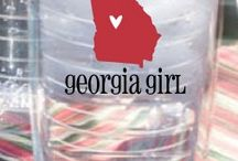 Georgia Bulldawgs / all things UGA / by Mignonne Coppenger