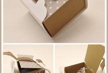 Verpackungen und Tags / by Sandra Black
