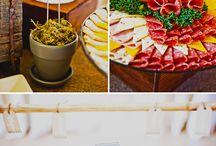 Food... something about carpe diem :) / by Raquel Eline Albuquerque