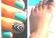 Nail designs / by Ashlei Glass-Hunter
