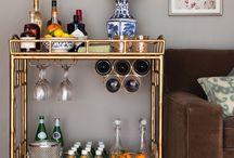 Bar Cart / by Kellie of Le Zoe Musings