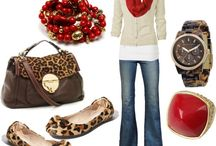 Outfits / by Tara Daugherty-Johnston