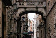 Barcelona- My Wonderland / by Erika Krasznai-Mecséri