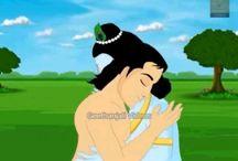 Lord Krishna And Balram / by Navin Daswani