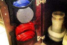 Get Organized - Tupperware / by Shannon Grand