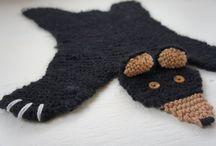 Knitt/Crochet/Craft / by Ariel Barnes