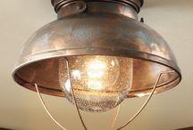 Home:  Lighting / by Cheryl Stone