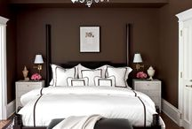 Bedrooms / by Jacey Burns-Edwards