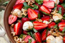 Healthy Summer Salads / Try these easy recipes to create a healthy summer salad! / by Silver&Fit