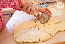 Breads & Noodles / by Libbie Teehee