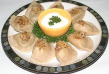 Pierogi Meals / Polish Pierogi recipes and dinner ideas, pierogi toppings, and pierogi sauces.  #Polish Food, #Polish Recipes / by Polska Foods