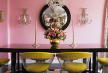 Dining Room  / A board dedicated to dining rooms I like.  / by Hilary Flint