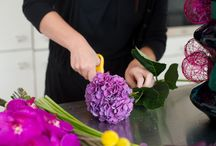 Interflora LFW Event / Floral creations inspired by catwalk designers / by Interflora - The flower experts