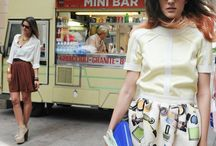 Women street snaps / by Kenneth Ling