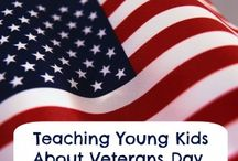 Veterans Day / by Crystal Rock