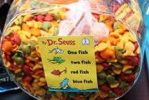 Dr. Seuss birthday party / by Roberta Aspinall