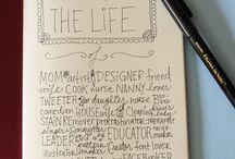 Journaling / by Ana Burmester Baptista