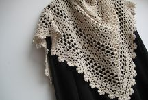 Crochet shawls and scarves / Crochet / by Kelly Rooney