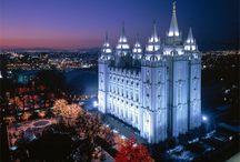 Salt Lake City, Utah / by Linda Langevin