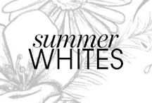 Summer Whites / by BaubleBar