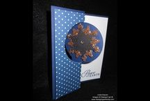 Thinlits Card Dies / Stampin' Up! #133479 Label Card Thinlits Dies #133480 Circle Card Thinlits Die $32.95 / by Linda Bauwin