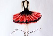Fashion Illustration / by Yannie