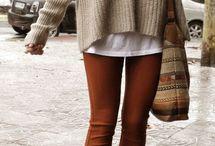 My Style - Fall and Winter / by Jennifer
