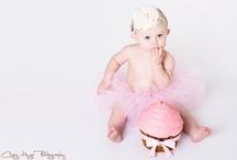 Cake smash ideas / by Betsy Rose Photography