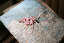 Maps and globes / by Kristina // le fabuleux destin //
