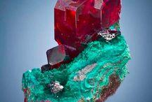 minéraux / by Béatrice Dumont