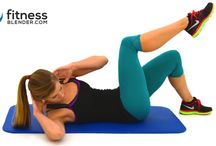 Ab Workouts / by Angela Schmidt