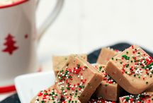 Gingerbread/Holiday Yummies / by Amy Clevenger