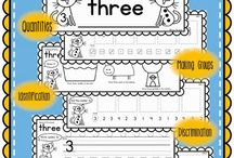Preschool and Kindergarten / Mrs. Sue's Shinning Stars / by Suzy Leopold