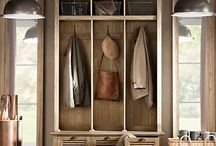Mud room / by Fiona Reed