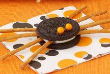 * Halloween Party Foods & Ideas * / by Rachel Rositas-Galicia