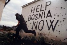 War Torn / War and Genocide in Bosnia  / by Amy Thrasher