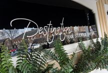 Destinations Hair Studio and Day Spa / by The Inn at Leola Village