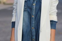 Cool and casual / by Anna Scholz