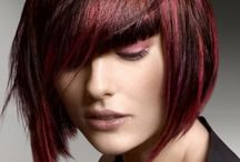 Hairstyles  / by Loryanna Satterlund