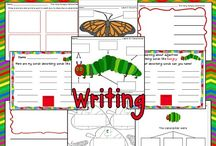 Classroom Theme - Caterpillar/Butterfly / by Karin Cameron