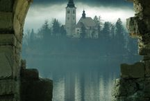 Castles / by Tammy Lundahl Reed