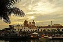 Cartagena - Colombia  / Lugares que visitar, clima, moda, tradiciones y fechas especiales. Todo lo que tienes que saber sobre Cartagena. / by Copa Airlines