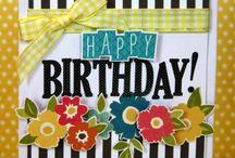 Birthday Cards / by Charlene Koepke