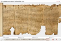 Hebrew Texts / by Organic Biblical Hebrew