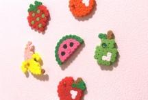 Hama beads / by Little Glitter